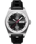 TISSOT 天梭 Heritage PR 516 復刻版賽車運動手錶-黑/40mm T0714301605100