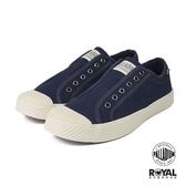 Palladium 新竹皇家 Pallaphoenix 藍色 帆布 復古 套入 休閒鞋 男女款 NO.B0652