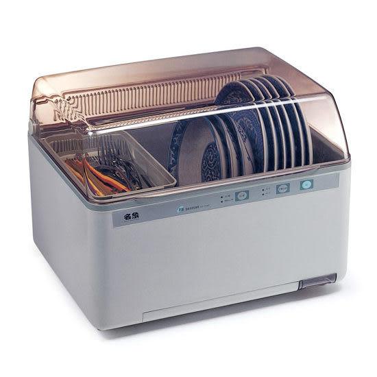名象桌上型 直熱式加溫烘烤  烘碗機【TT-737】**含運費**