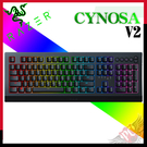 [ PC PARTY ]RAZER 雷蛇 薩諾狼蛛V2 CYNOSA V2 RGB 薄膜式鍵盤