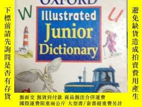 二手書博民逛書店Oxford罕見Ilustrated Junior Dictio