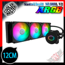 [ PC PARTY] Cooler Master ML360L V2 ARGB 水冷散熱器