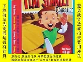 二手書博民逛書店英文原版罕見The Flat Stanley Collectio