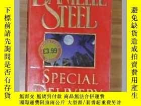 二手書博民逛書店英文原版罕見Special Delivery by Daniel