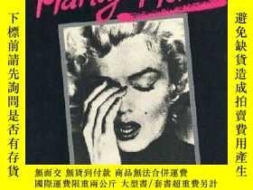 二手書博民逛書店Goddess:罕見Secret Lives of Marily