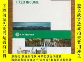 二手書博民逛書店CFA罕見2013 EQUITY AND FIXED INCOM