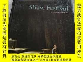 二手書博民逛書店The罕見Shaw Festival: The First Fi