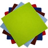 麻將桌布墊子 家用正方形檯面布加厚消音防滑手搓純色麻將毯DF