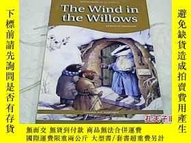 二手書博民逛書店The罕見Wind in the Willows【柳林風聲,肯尼