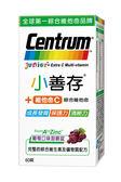 【小善存+C】綜合維他命 葡萄口味甜嚼錠(60錠)