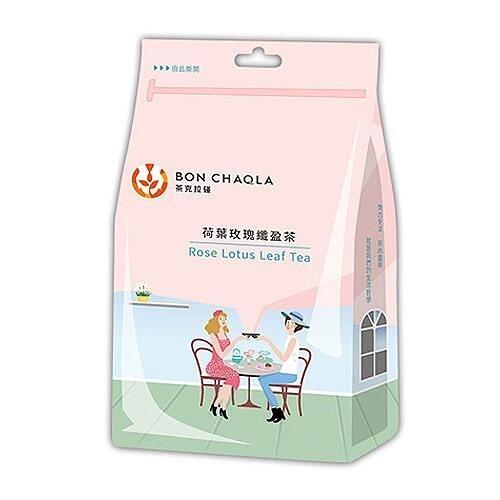 台灣茶人 荷葉玫瑰纖盈茶3角立體茶包(18包入)『STYLISH MONITOR』D483007