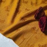 布料【淮南小山】4色/小蝴蝶提花竹節紋布料漢服春夏面料旗袍時裝