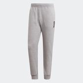 Adidas BRILLIANT BASICS 男裝 長褲 休閒 縮口 灰【運動世界】EI4620
