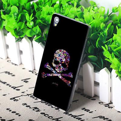 Sony Xperia Z5 Compact Premium E6653 E6853 mini E5823 Z5C Z5P 手機殼 硬殼 黑暗骷髏