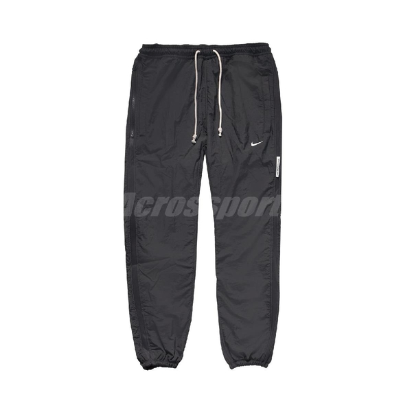 Nike 長褲 Standard Issue Basketball Pants 灰 白 男款 運動褲 籃球 專業 運動休閒 【ACS】 CK6826-070