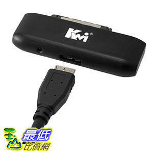 [美國直購] Kingwin 適配器 USB 3.0 to SATA (ADP-10) Adapter for Solid State Drives and SATA HDD Compatible with GoFlex $1003