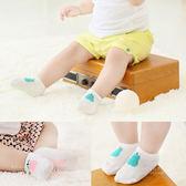 韓國蘋果梨子棉感短襪 童襪 棉襪 造型襪