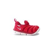 Nike Dynamo Free (TD) 小童鞋 紅 經典款 運動 毛毛蟲 休閒鞋 343938-621