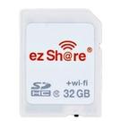 又敗家@ezShare無線wifi無線SD記憶卡32G SDHC卡Class10分享派適Nikon D850 D810 D800 D7500 D60