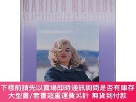 二手書博民逛書店絕版書罕見Marilyn Monroe: An Appreciation 瑪麗蓮·夢露Y371923 Eve