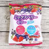 杉本屋_綜合莓果凍286g【0216零食團購】4901818216750