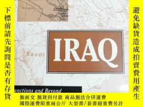 二手書博民逛書店英文原版:Iraq罕見Sanctions and BeyondY367822 Anthony H.Cordes