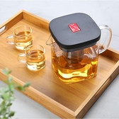 【飄逸壺】玻璃飄逸杯泡茶壺過濾家用沖茶器套裝辦公室功夫茶具茶水分離單壺
