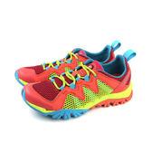 MERRELL TETREX RAPID CREST 運動鞋 多功能鞋 桔色 多色 女鞋 ML12858 no893