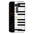 [ZE500KL 硬殼] asus 華碩 ZenFone 2 Laser 5吋 Z00ED 手機殼 外殼 鋼琴琴鍵