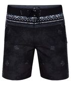 Hurley PHANTOM BEACH TAPSTRY 18 海灘褲-PHANTOM-黑(男)