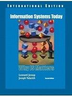 二手書博民逛書店 《Information Systems Today》 R2Y ISBN:0131273965│JosephValacich