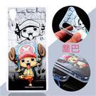 【航海王】SONY Xperia XA1 Plus (5.5吋) 城牆系列 彩繪保護軟套(喬巴)