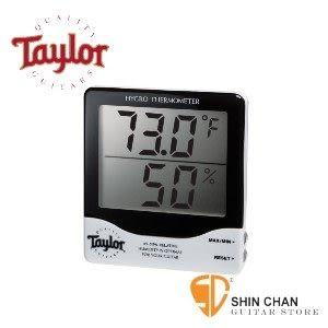 Taylor 原廠溼/溫度計(大)  【Hygro-Thermometer, Big Digit】Taylor溼度計