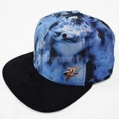 Nike 帽子 Penny Foamposite Snapback 藍 黑 渲染 棒球帽 可調整 男女款 【PUMP306】 745962-480