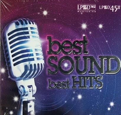 【停看聽音響唱片】【CD】VA:Best Sound Best Hits (LPCD45 II)