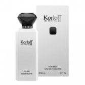 Korloff IN WHITE 白鑽神話男性淡香水 50ml