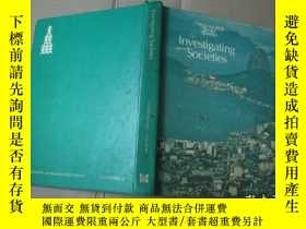 二手書博民逛書店Investigating罕見Societies-- -大16開 精裝.Y19506 MC Graw Hill