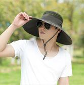釣魚帽遮陽帽運動帽太陽帽