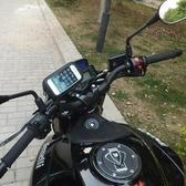 kymco honda piaggio gps G6比雅久本田手機車架電動摩托車導航架機車導航座後照鏡導航快拆支架固定架