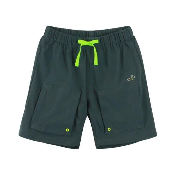 『小鱷魚童裝』口袋尼龍短褲(08號~18號)533606