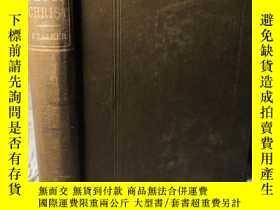 二手書博民逛書店THE罕見LIFE OF JESUS CHRIST 毛邊本Y277653 JAMES STALKER EDIN