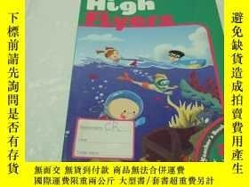 二手書博民逛書店high罕見flyers teacher s book 2AY1