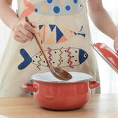 泰國柚木直柄湯勺 天然實木長柄火鍋勺