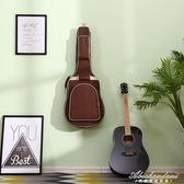 38/39/40/41寸民謠木吉他包後背加厚防水吉它背包吉他袋 黛尼時尚精品