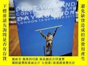 二手書博民逛書店CHRISTIES:POST-WAR罕見AND CONTEMPO