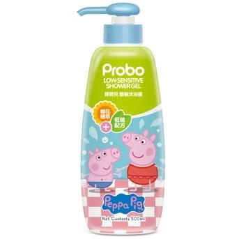 博寶兒Peppa Pig護敏沐浴露500ml