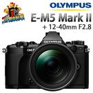 【24期0利率】申請送2千禮券+原電 OLYMPUS OM-D E-M5 Mark II+12-40mm F2.8 Pro 元佑公司貨