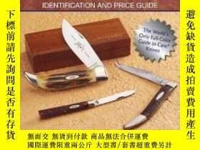 二手書博民逛書店Collecting罕見Case Knives-收集箱刀具Y436638 Steve Pfeiffer Kra