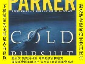 二手書博民逛書店Cold罕見Pursuit (Parker, T Jeffers
