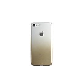 【唐吉】POWER SUPPORT iPhone 8/7 Air Jacket 漸層金色款(UPBY-62)
